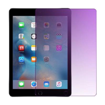 2018新款iPad藍光鋼化膜A1893鋼化膜9.7英寸2017蘋果平板電腦A1822防爆貼膜ipad air鋼化玻璃膜