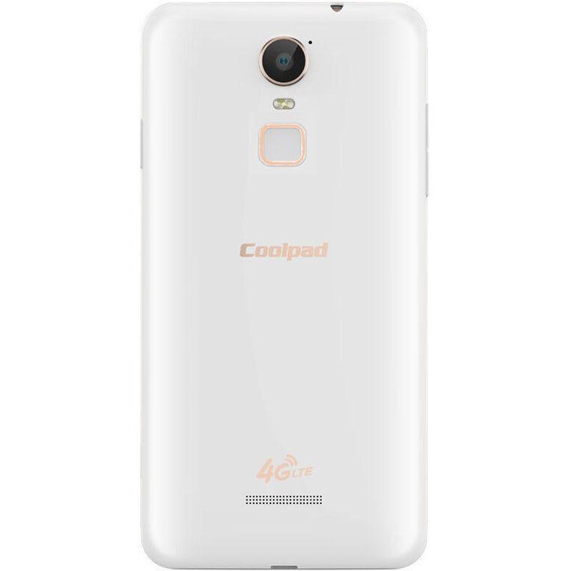 酷派(coolpad)锋尚2(y82-900)移动联通电信4g手机 双卡双待 金钻白