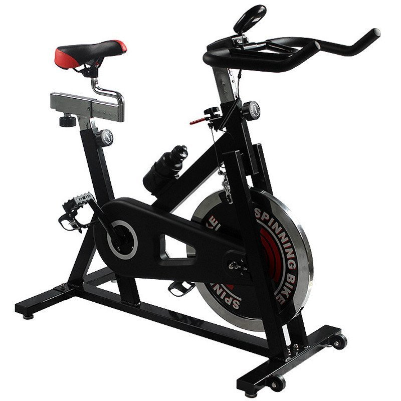 健身房动感单车 静音家用链条健身车 家庭健身器材4