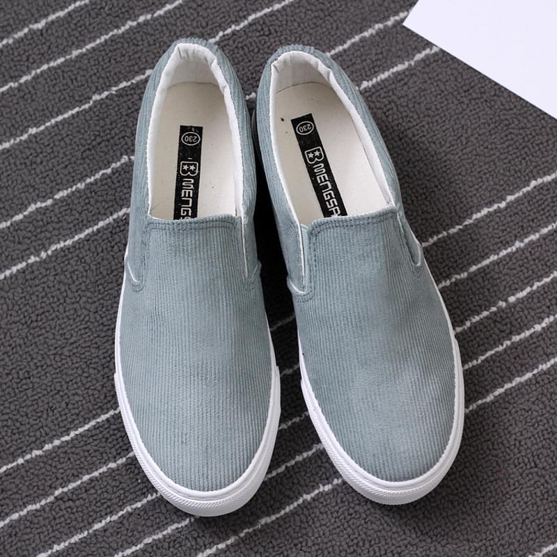 懒人鞋套脚布鞋