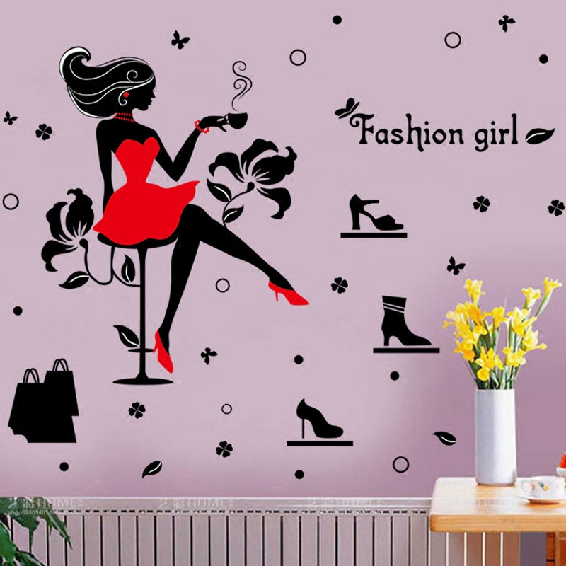 diy壁纸自粘pvc非主流创意个性客厅卧室书房墙壁装饰贴画贴纸防水