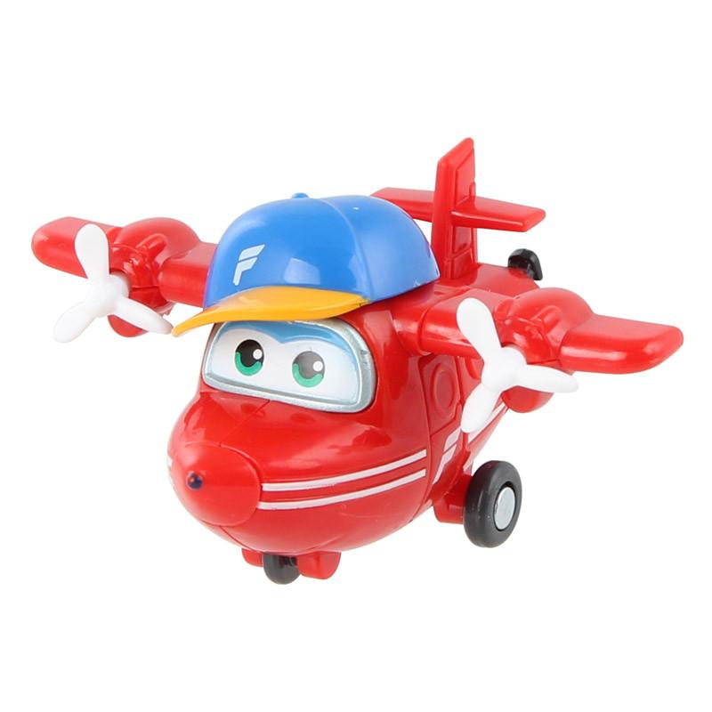 奥迪双钻超级飞侠儿童玩具迷你变形机器人 迷你变形-淘淘720021