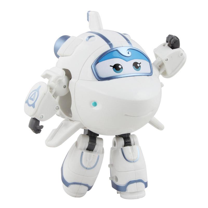 奥迪双钻(auldey)节日礼物 新品儿童玩具超级飞侠变形机器人系列 米莉