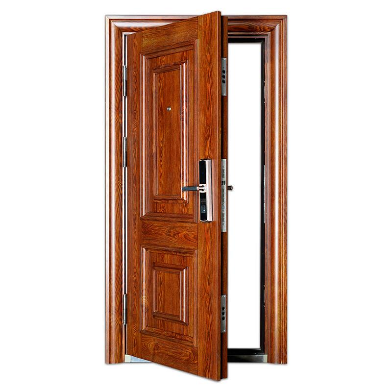 塞纳春天甲级防盗门钢质门安全门二方拼接款