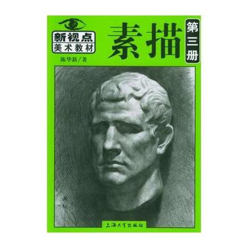《素描第三册——新视点美术教材》陈华新【摘要 书评