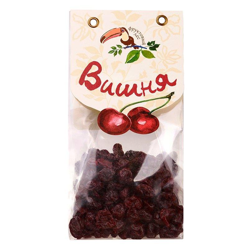 雪松林俄罗斯食品零食野生樱桃干200g