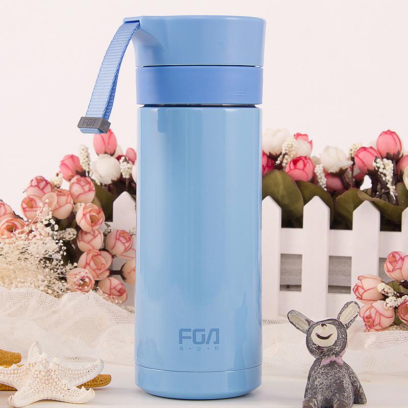 富光保温杯男女士不锈钢水杯子情侣学生创意便携可爱茶杯正品包邮