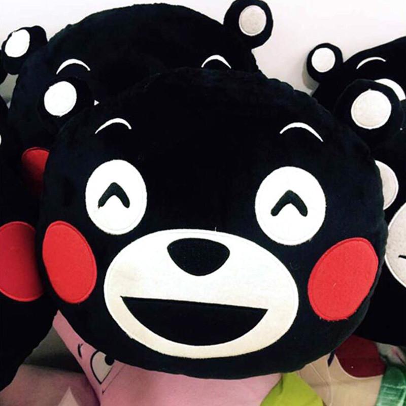 酷ma萌(kumamon) 熊本熊靠枕