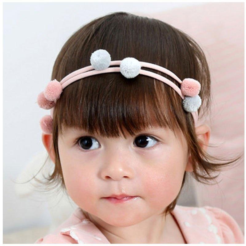 2017新品春季韩版女宝宝发夹带 女童发饰 婴儿童可爱公主发箍 发带