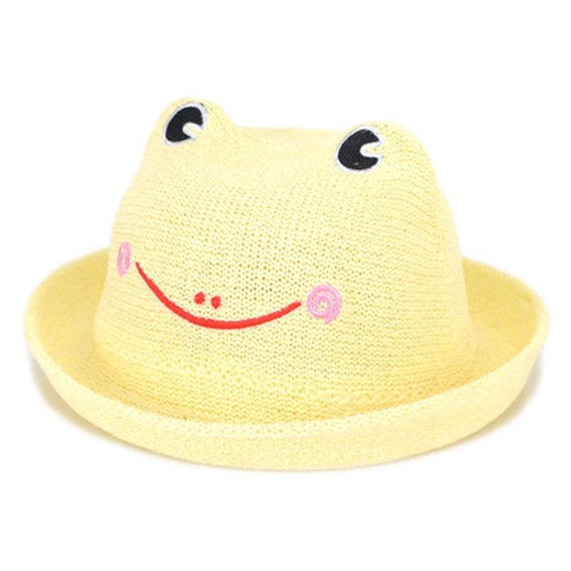 韩版宝宝帽子兔子婴儿帽儿童兔子护耳帽线帽/秋冬款批发0_05m