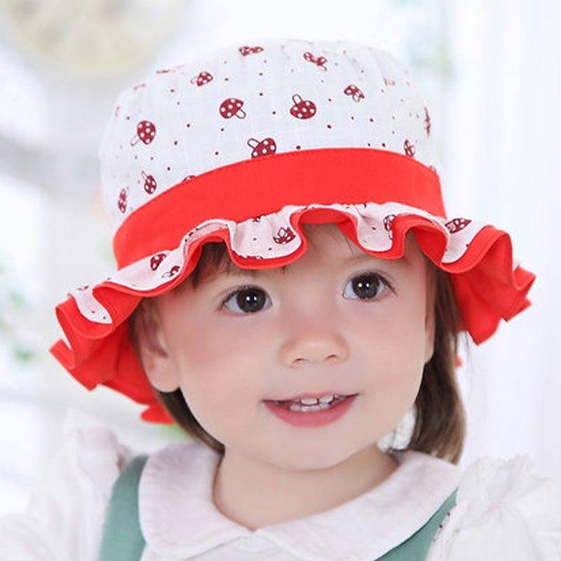 2017新品夏季可爱卡通夏天婴儿遮阳帽子 宝宝太阳帽 男女儿童防晒帽网