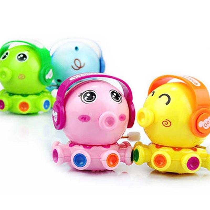件套婴儿宝宝小男女孩学爬玩具可爱卡通小孩子休闲娱乐小动物玩具游戏