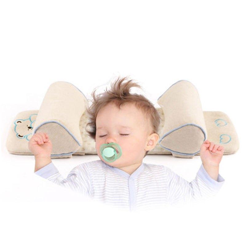 新生儿荞麦童枕矫正宝宝枕头定型枕当季新品可爱简约小清新枕头小孩子