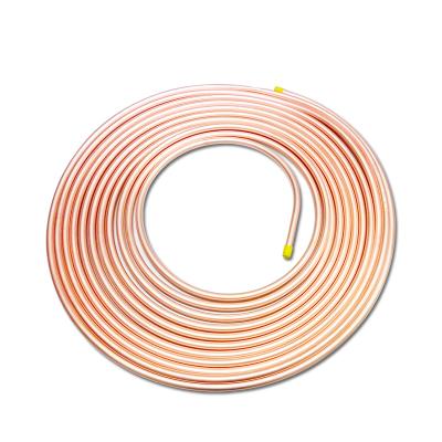 幫客材配 宏奧 家用空調銅管(∮9.52*0.6mm) 63元/公斤 2.4KG/盤 一箱10盤 一箱起售 送至樓下