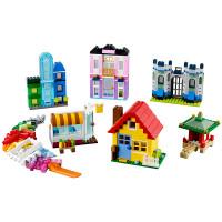 乐高(lego)10703拼砌师创意箱玩具和麦宝创玩组合积木运动户外滑梯动画英文积木图片