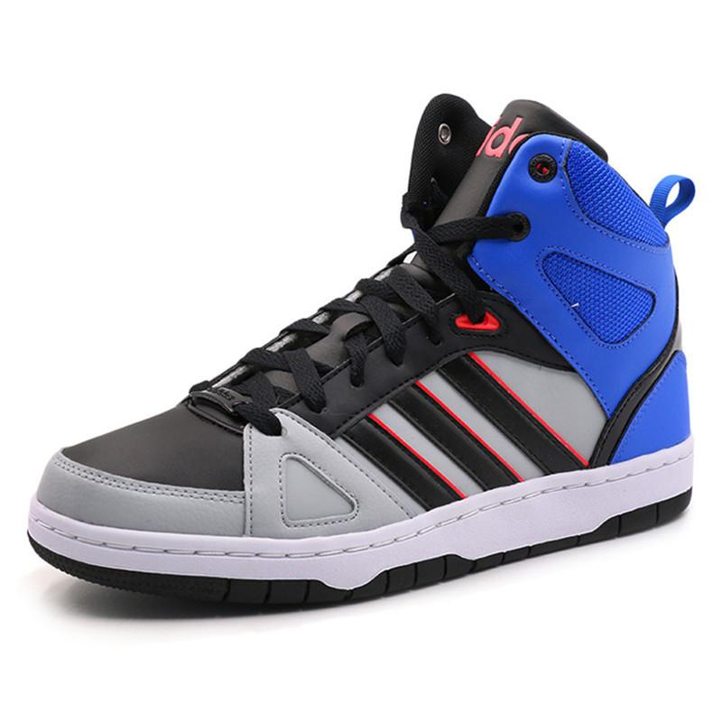 adidas/阿迪达斯 男鞋 neo 板鞋高帮休闲鞋aw4252图片