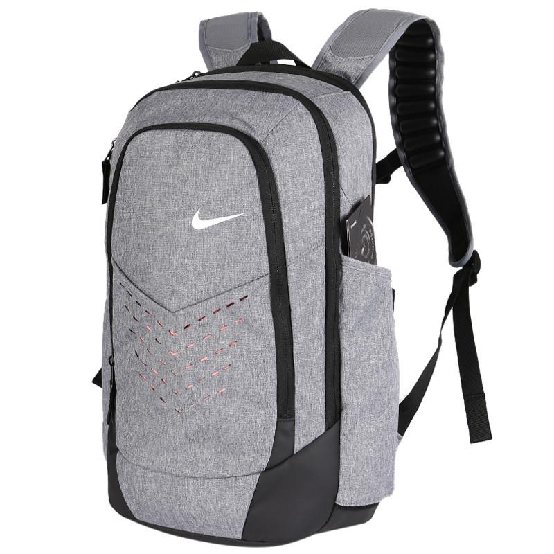耐克 男包女包 2017新款 max air气垫旅游运动休闲双肩背包学生书包图片
