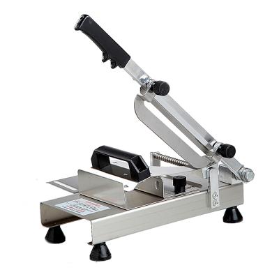 纳丽雅 手动家用切片机 牛羊肉切卷 切丝机 手动机器 效果更佳操作更方便