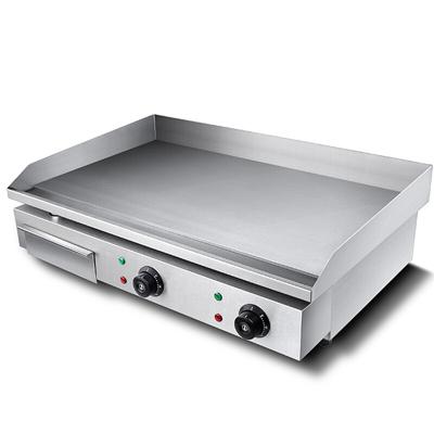 纳丽雅商用煎牛排机扒炉多功能铁板烧设备机手抓饼机器