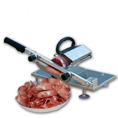 纳丽雅家用牛羊肉切片机微型不锈钢商用切肉机切丝冻肉刨肉机切菜机
