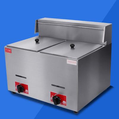 纳丽雅电炸炉油炸锅商用炸薯条鸡排油炸机薯塔机炸串机炸油条