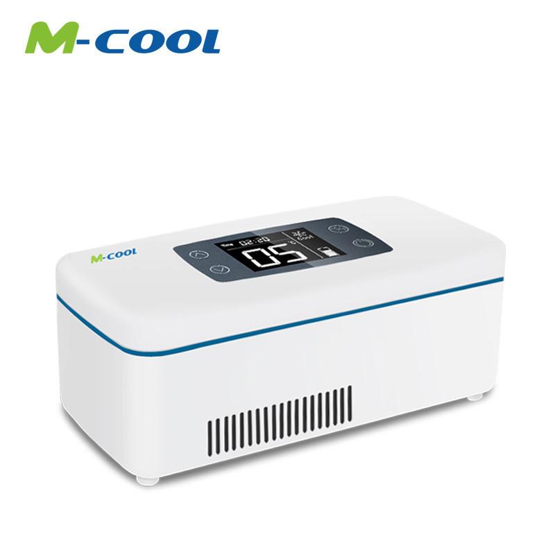 美库胰岛素冷藏盒家用充电便携式胰岛素冷藏箱迷你冰箱m-coolm5