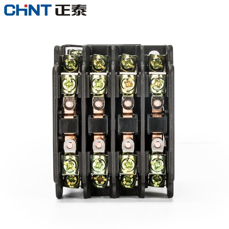 正泰交流中间继电器 jz7-44 多种电压可选 110v图片