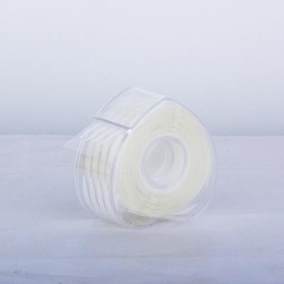芬呢欧卷筒橄榄型双面双眼皮贴 肉色透明隐形纤维条美目贴400贴
