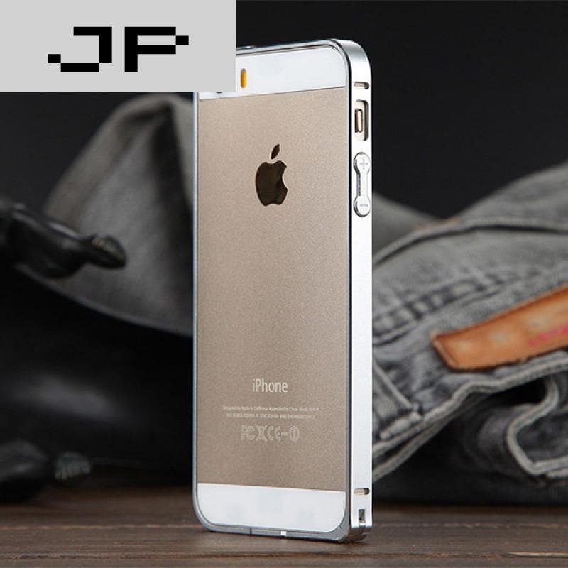 jp潮流品牌苹果5s手机壳保护套iphone5 se套金属边框薄女防摔简约男es