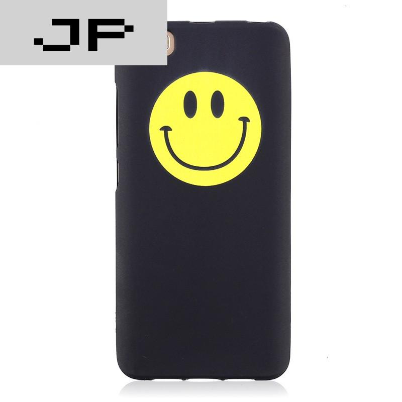 jp潮流品牌小米5手机壳软硅胶卡通可爱女款米5软壳磨砂防摔个性创意