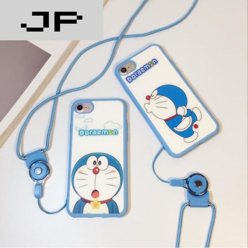 jp潮流品牌iphone7手机壳苹果6splus硅胶软壳日韩挂绳防摔卡通可爱女
