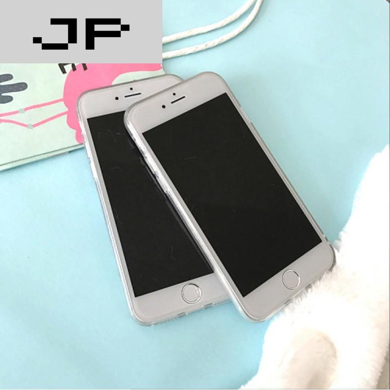 jp潮流品牌小清新火烈鸟 亮面iphone7手机壳苹果6plus
