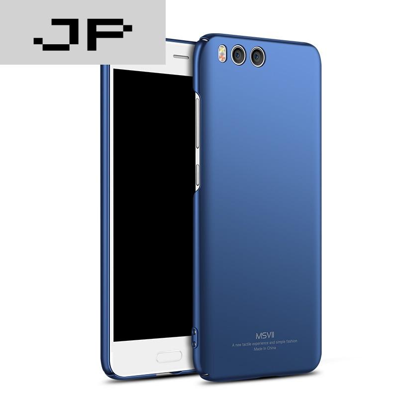 jp潮流品牌小米6手机壳磨砂保护套男款女款迷你超薄简约防摔全包边m6