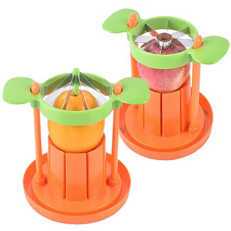 切橙器苹果切创意水果分割套装削切片水果刀神器拼盘工具 橙子切 苹果