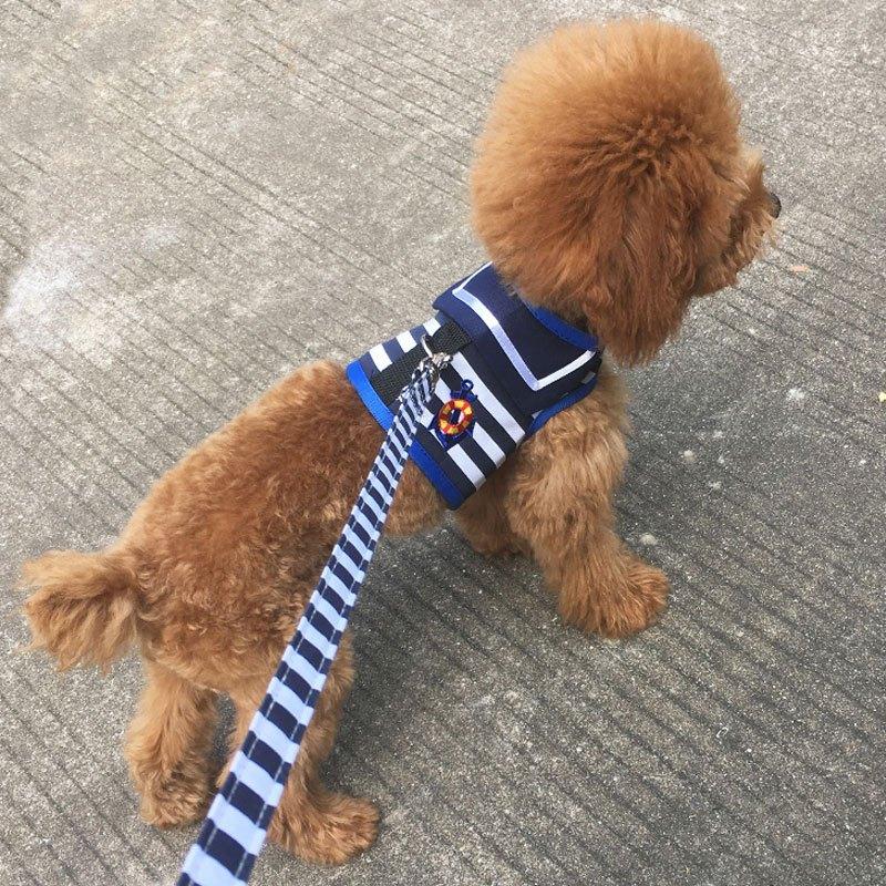 可爱宠物狗小狗狗牵引绳宠物牵引带狗绳子泰迪贵宾中小型犬狗链子宠物