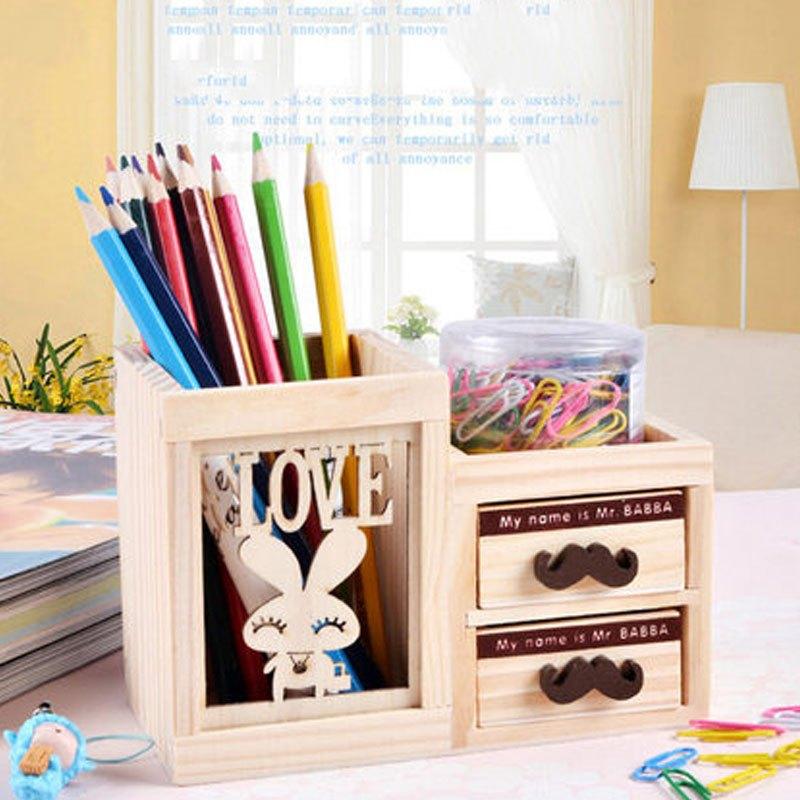 盒家居家用生活日用简约时尚学习办公通用置物收纳用品可爱卡通收纳盒