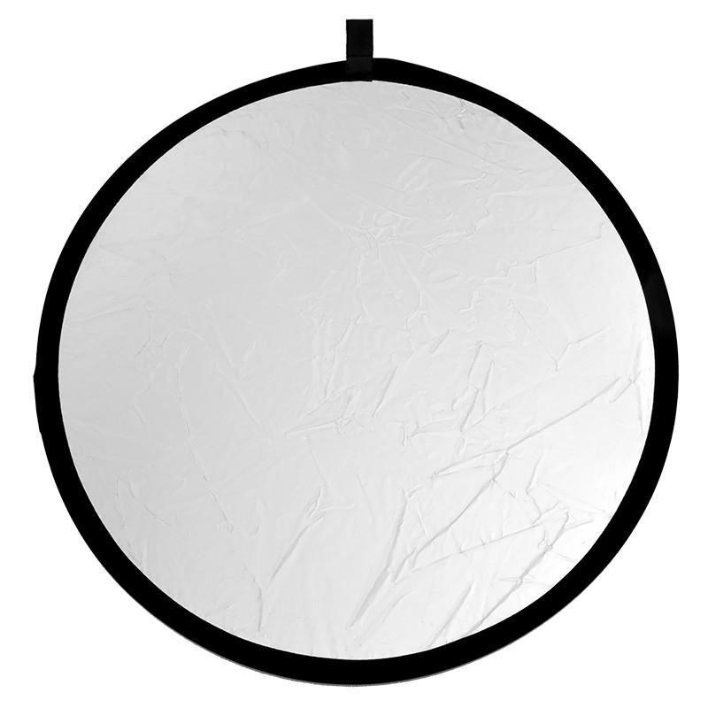神牛 金银80cm反光板 金银双面二合一反射光柔光板摄影棚拍照附件补光
