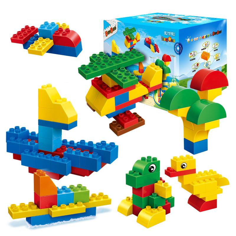 儿童数字雪花片益智玩具创意拼插积木