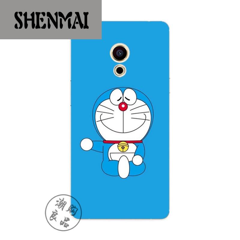 pro6s/6/5/plus手机壳软硅胶全包边可爱卡通叮当猫