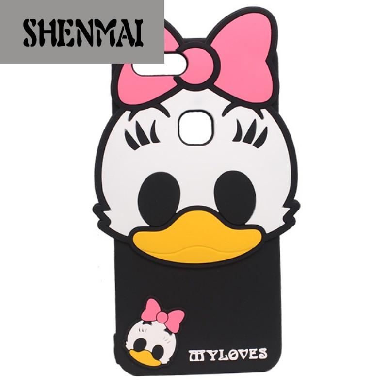 shm品牌oppo r11s手机壳软硅胶r11st个性卡通r11sl防摔保护套可爱女款