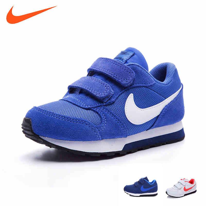 耐克男童鞋子2017新款儿童鞋子男孩运动鞋2-3-4-5岁nike防滑