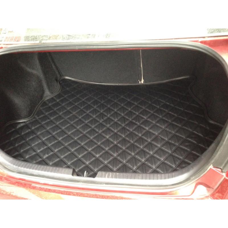 适用于 宝马740li 宝马3系 gt320 gt535皮革后备箱垫后箱垫尾箱垫
