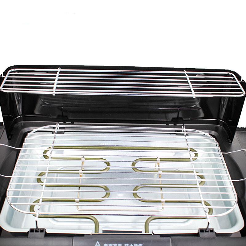 電燒烤爐 家用室內無煙電烤爐電烤盤燒烤架