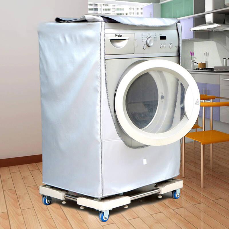 三洋松下美的lg海尔三星滚筒洗衣机罩防水防晒防尘全自动专用加厚隔热