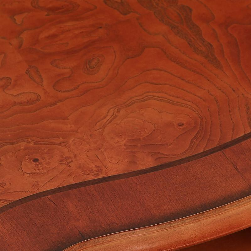 角几 欧式实木边桌角几 美式小茶几 木面