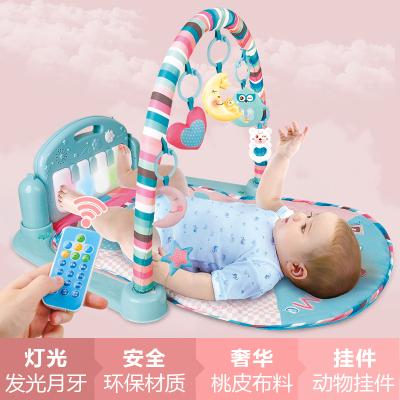 828新款新生儿玩具礼盒套装婴儿礼物刚出生宝宝满月用品0-3个月6大礼包夏