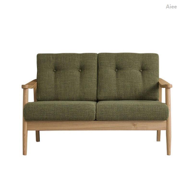 aiee布艺沙发免洗沙发简约现代时尚沙发大小户型转角客厅组合沙发