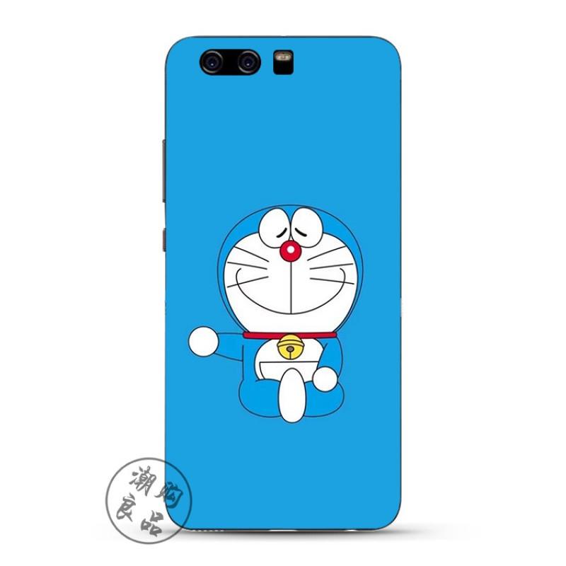 2017款华为p10/p9/p8/g9plus手机壳青春版软硅胶全包边可爱卡通叮当猫