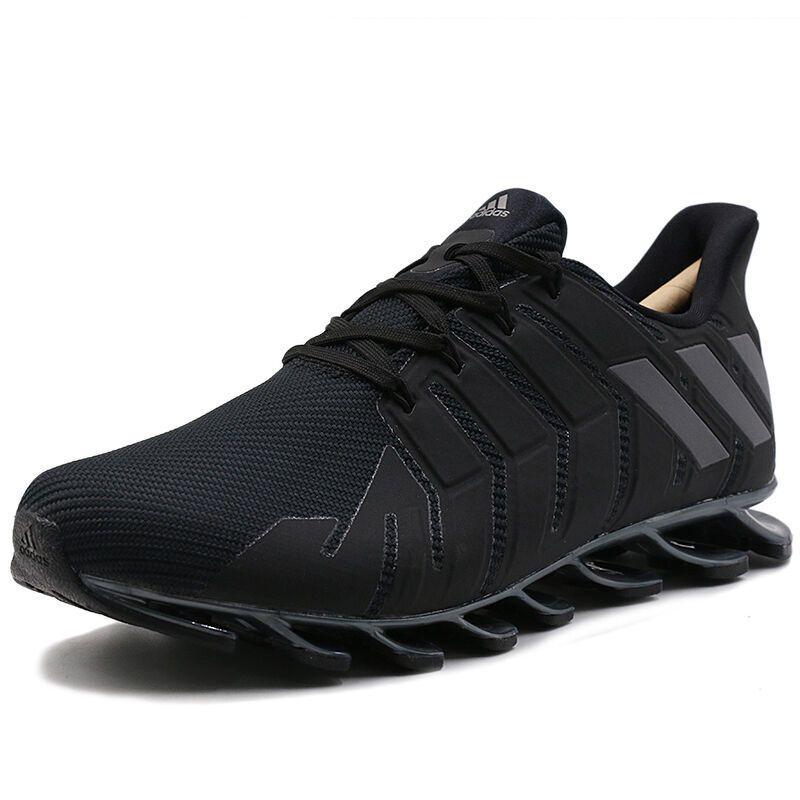 adidas阿迪达斯男鞋2017夏新款运动鞋刀锋战士弹簧跑步鞋b42598