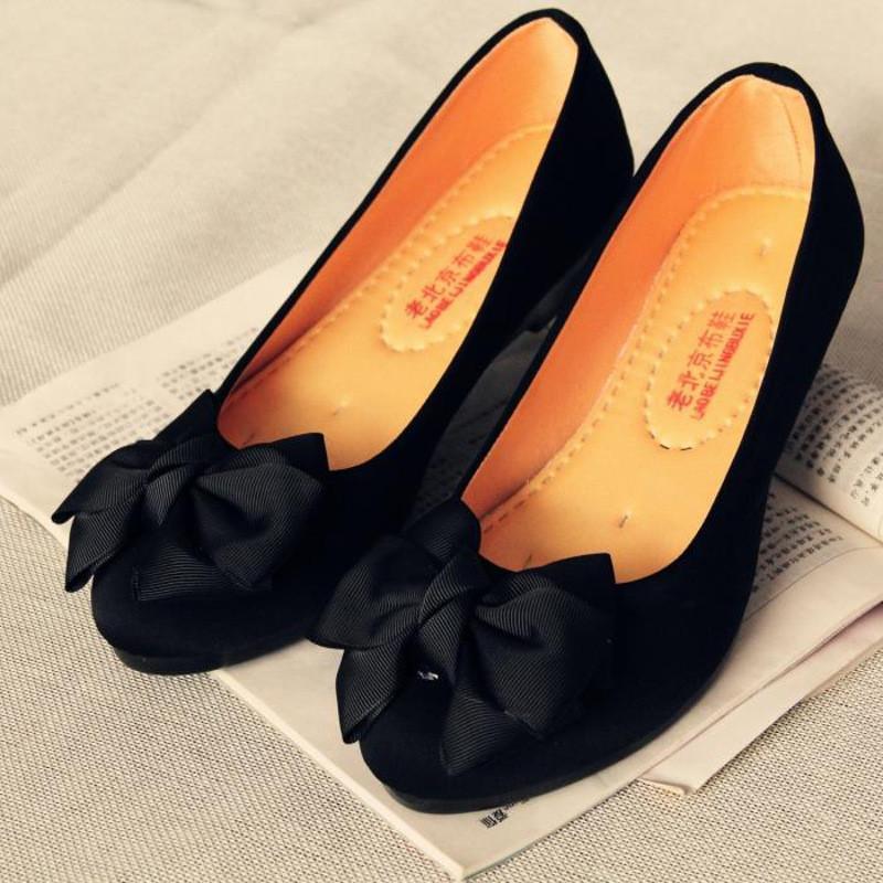 老北京布鞋女春秋款